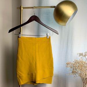 BCBG MaxAzria Bodycon Mini Skirt